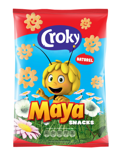 Croky Maya Snacks 80g