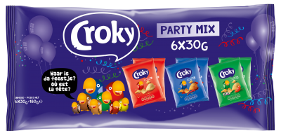 Croky Party Mix