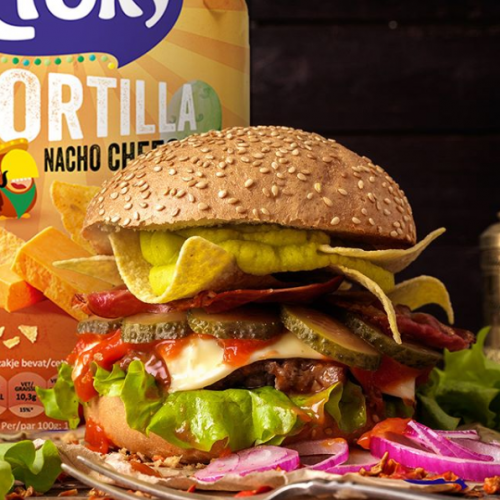 Croky Tortilla Burger